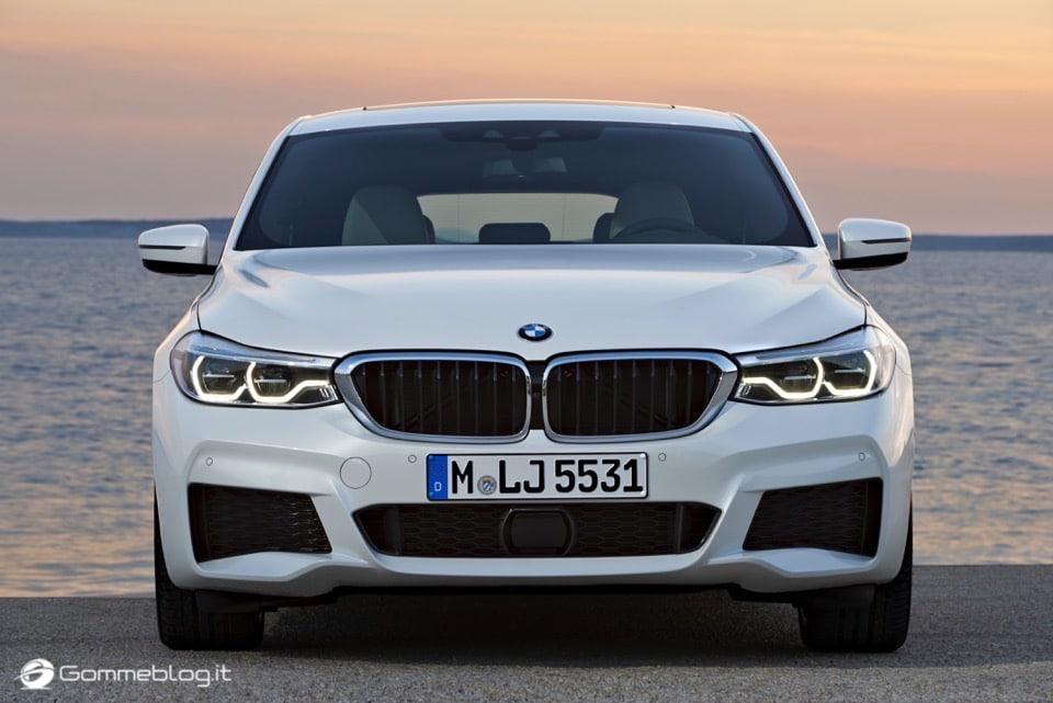 La nuova BMW Serie 6 Gran Turismo - Caratteristiche e VIDEO 16
