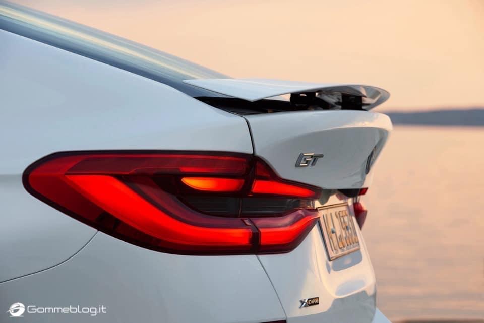 La nuova BMW Serie 6 Gran Turismo - Caratteristiche e VIDEO 20