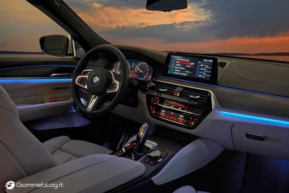La nuova BMW Serie 6 Gran Turismo - Caratteristiche e VIDEO 21