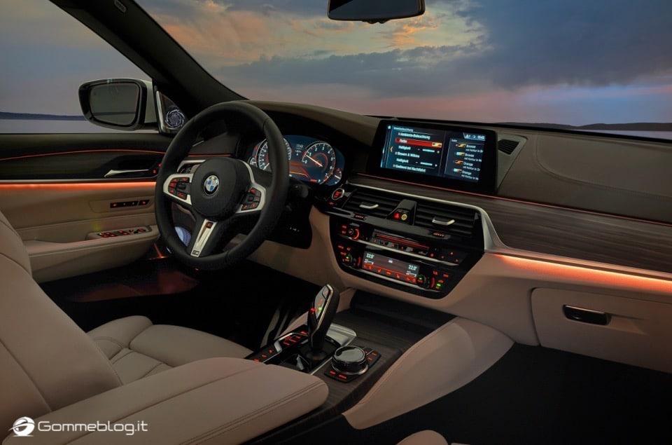 La nuova BMW Serie 6 Gran Turismo - Caratteristiche e VIDEO 22