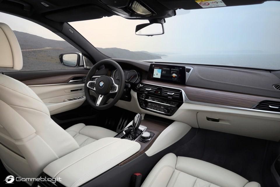 La nuova BMW Serie 6 Gran Turismo - Caratteristiche e VIDEO 25