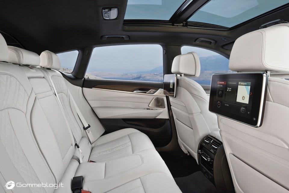 La nuova BMW Serie 6 Gran Turismo - Caratteristiche e VIDEO 26