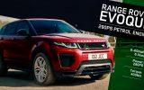 La nuova Range Rover Evoque 290 CV sfida Owen Farrel in Accelerazione