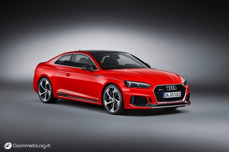 Audi RS 5 Coupé: V6 biturbo 2.9 TFSI, 450 CV e 0-100 in 3,9 sec 60