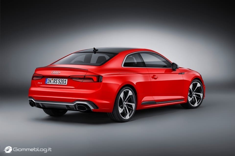 Audi RS 5 Coupé: V6 biturbo 2.9 TFSI, 450 CV e 0-100 in 3,9 sec 58