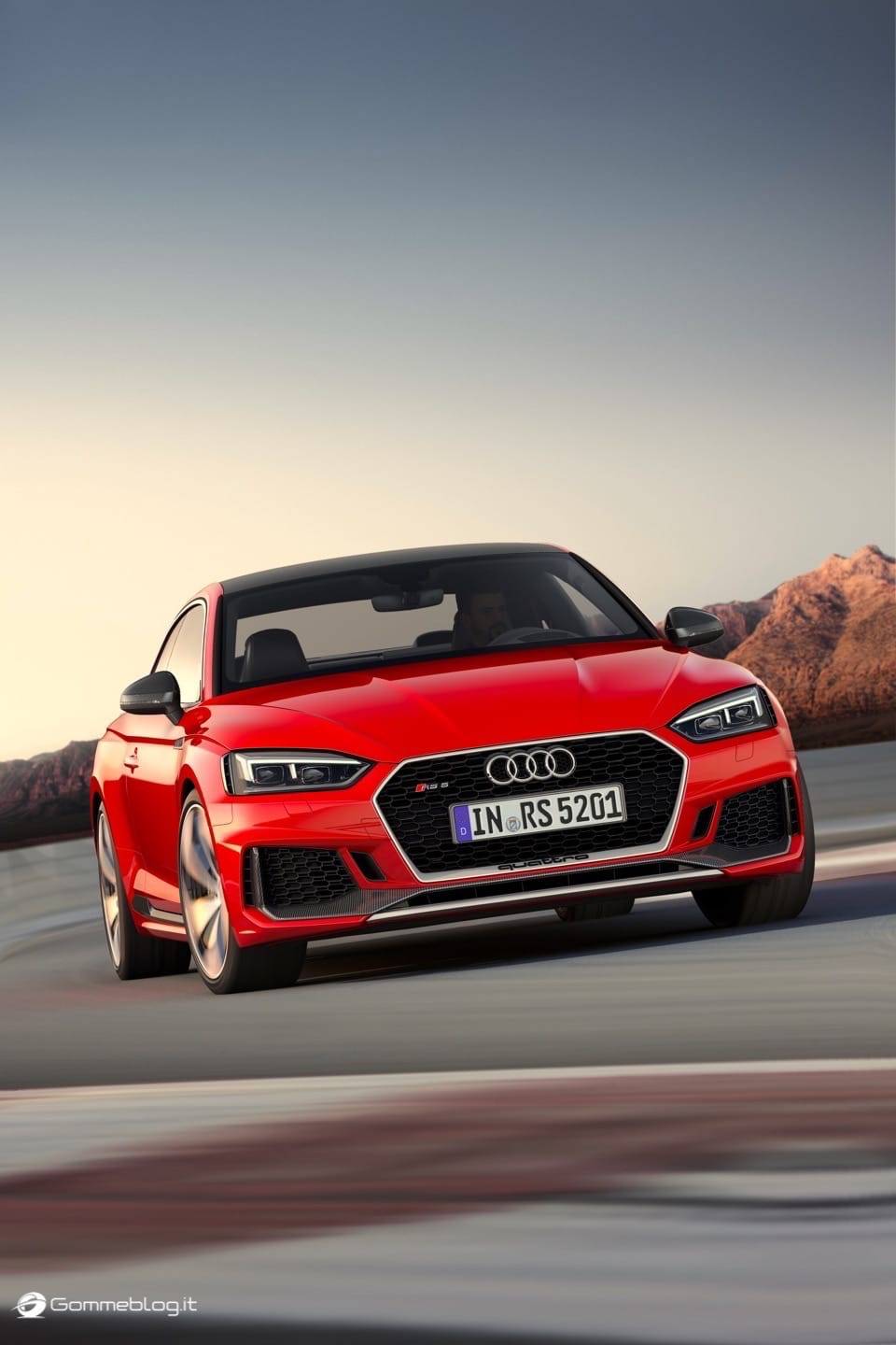 Audi RS 5 Coupé: V6 biturbo 2.9 TFSI, 450 CV e 0-100 in 3,9 sec 54