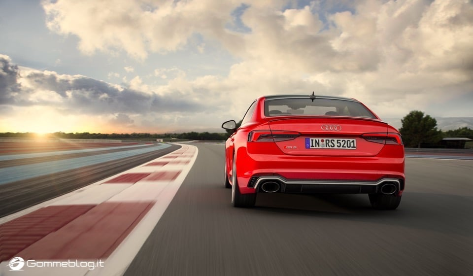 Audi RS 5 Coupé: V6 biturbo 2.9 TFSI, 450 CV e 0-100 in 3,9 sec 53