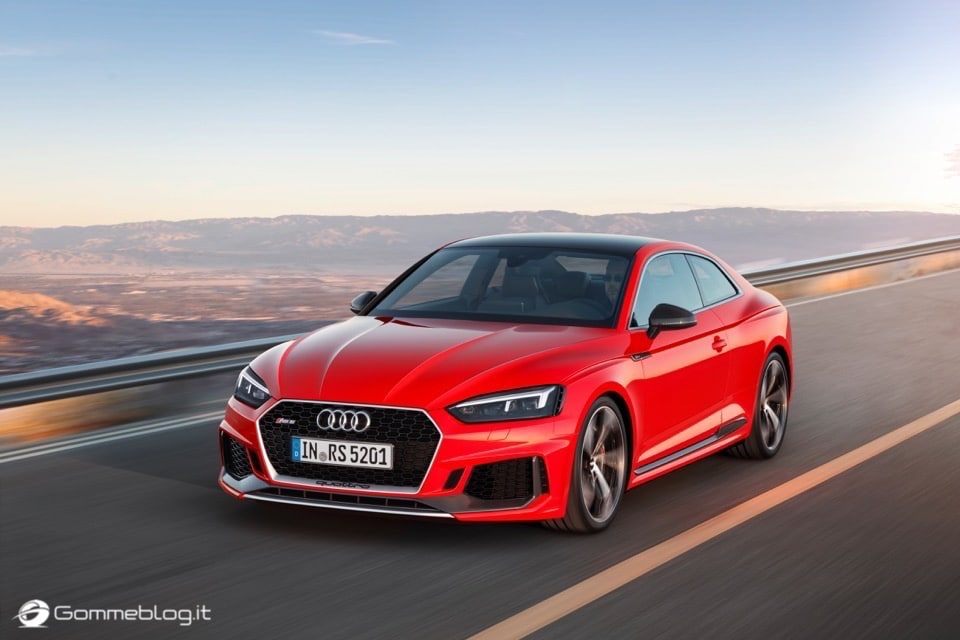 Audi RS 5 Coupé: V6 biturbo 2.9 TFSI, 450 CV e 0-100 in 3,9 sec 7