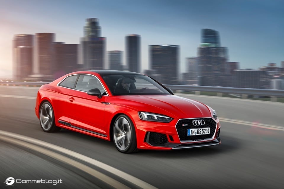 Audi RS 5 Coupé: V6 biturbo 2.9 TFSI, 450 CV e 0-100 in 3,9 sec 6