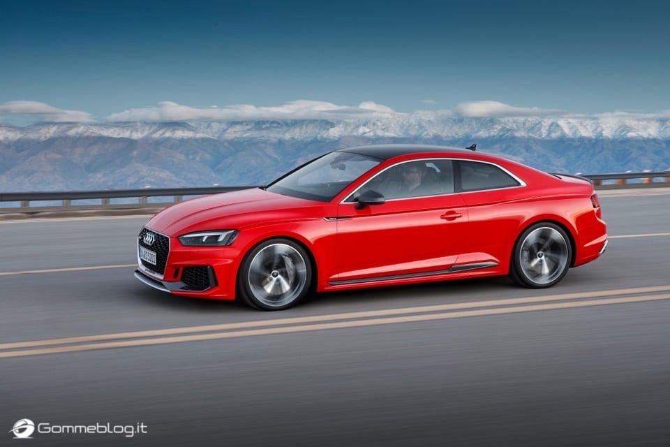 Audi RS 5 Coupé: V6 biturbo 2.9 TFSI, 450 CV e 0-100 in 3,9 sec 44