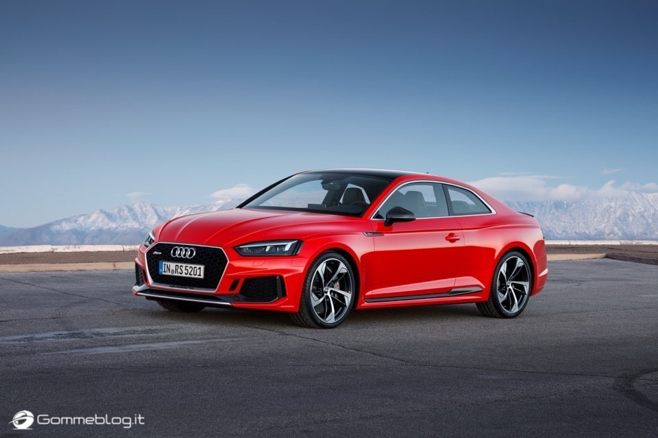Audi RS 5 Coupé: V6 biturbo 2.9 TFSI, 450 CV e 0-100 in 3,9 sec 41