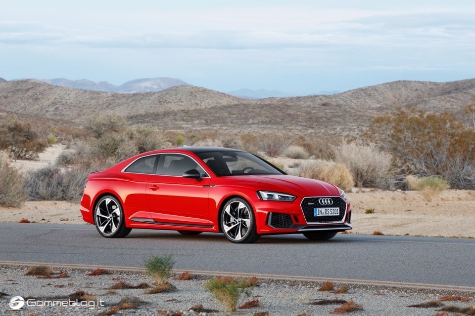 Audi RS 5 Coupé: V6 biturbo 2.9 TFSI, 450 CV e 0-100 in 3,9 sec 28