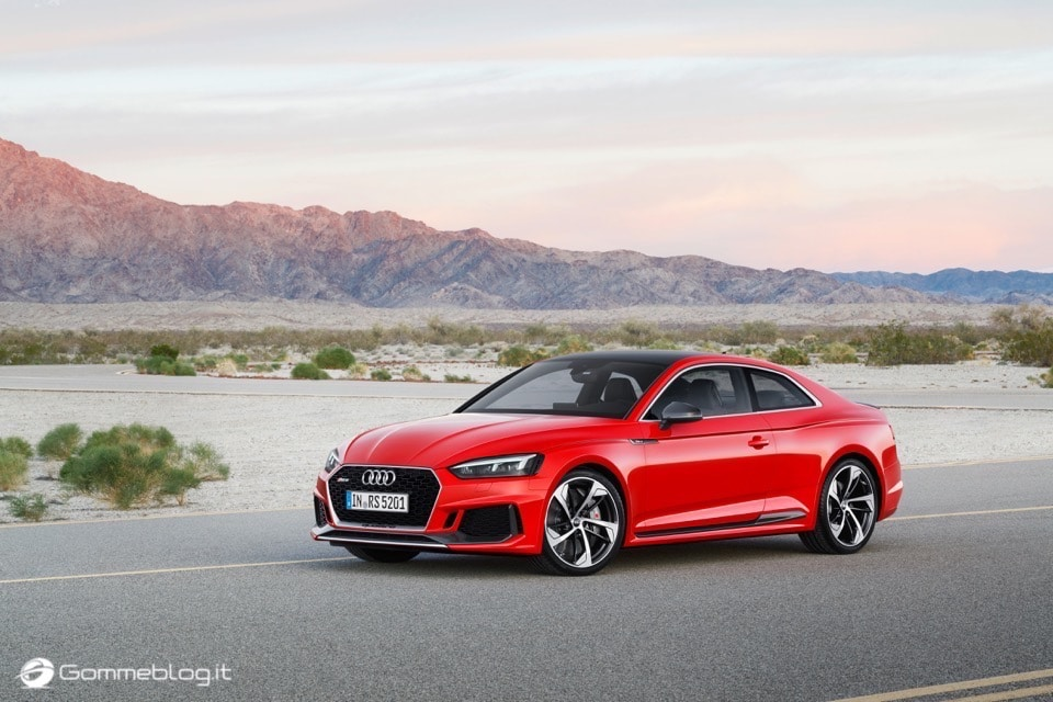 Audi RS 5 Coupé: V6 biturbo 2.9 TFSI, 450 CV e 0-100 in 3,9 sec 27