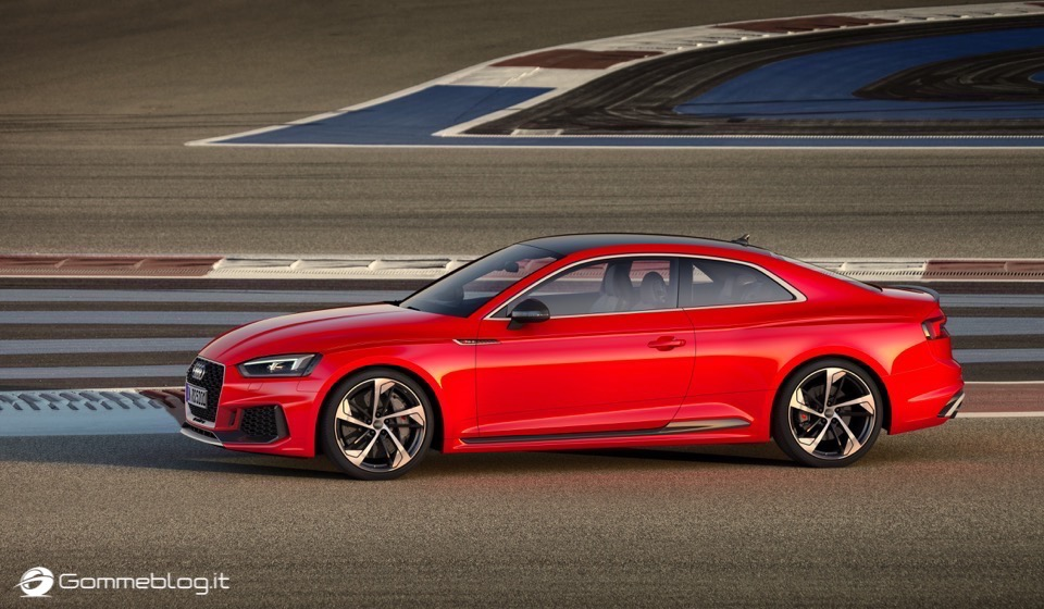 Audi RS 5 Coupé: V6 biturbo 2.9 TFSI, 450 CV e 0-100 in 3,9 sec 10