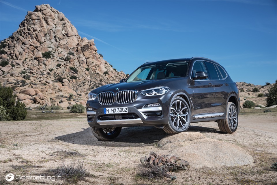 Nuova BMW X3 2017: Carratteristiche, Interni Esterni [VIDEO] 10