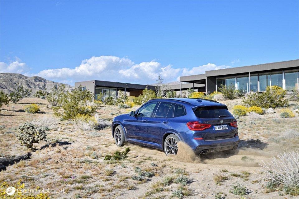 Nuova BMW X3 2017: Carratteristiche, Interni Esterni [VIDEO] 13