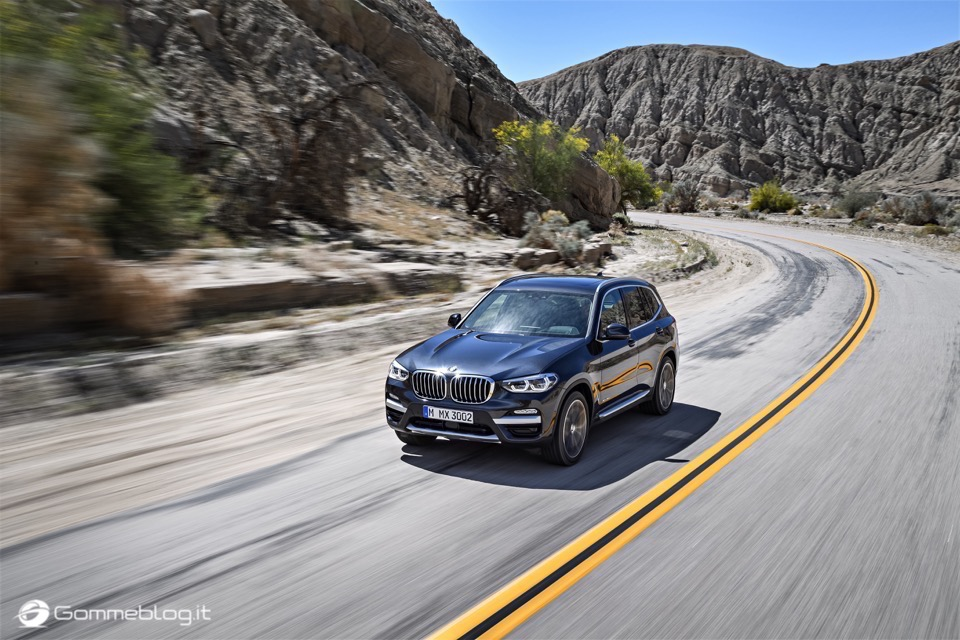 Nuova BMW X3 2017: Carratteristiche, Interni Esterni [VIDEO] 6