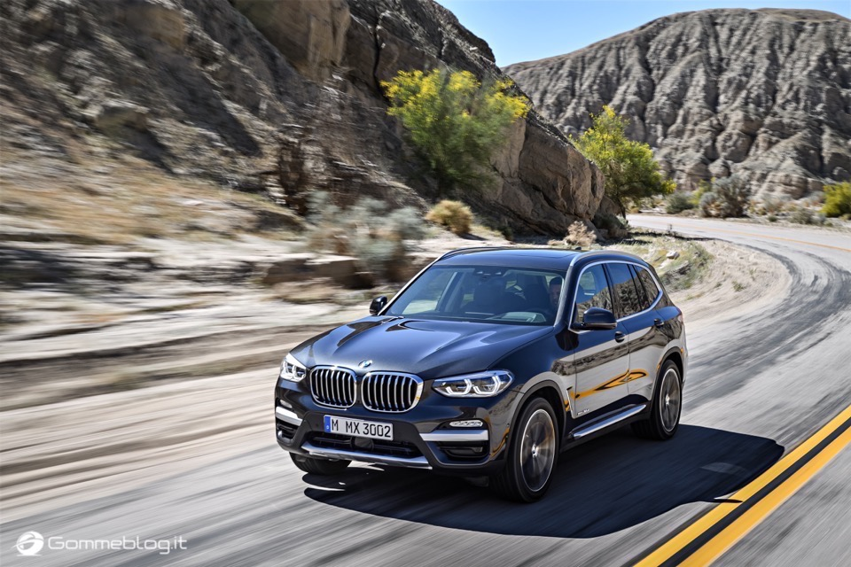 Nuova BMW X3 2017: Carratteristiche, Interni Esterni [VIDEO] 1