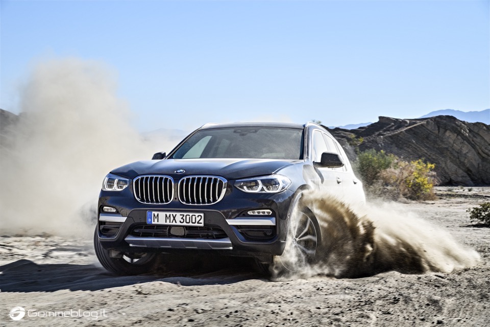 Nuova BMW X3 2017: Carratteristiche, Interni Esterni [VIDEO] 3