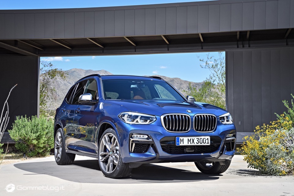 Nuova BMW X3 2017: Carratteristiche, Interni Esterni [VIDEO] 30