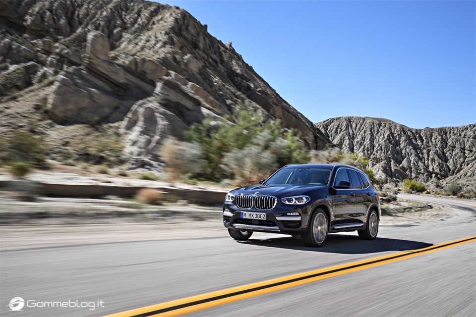 Nuova BMW X3 2017: Carratteristiche, Interni Esterni [VIDEO] 20