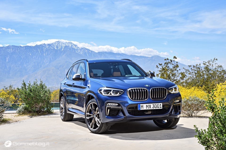 Nuova BMW X3 2017: Carratteristiche, Interni Esterni [VIDEO] 23