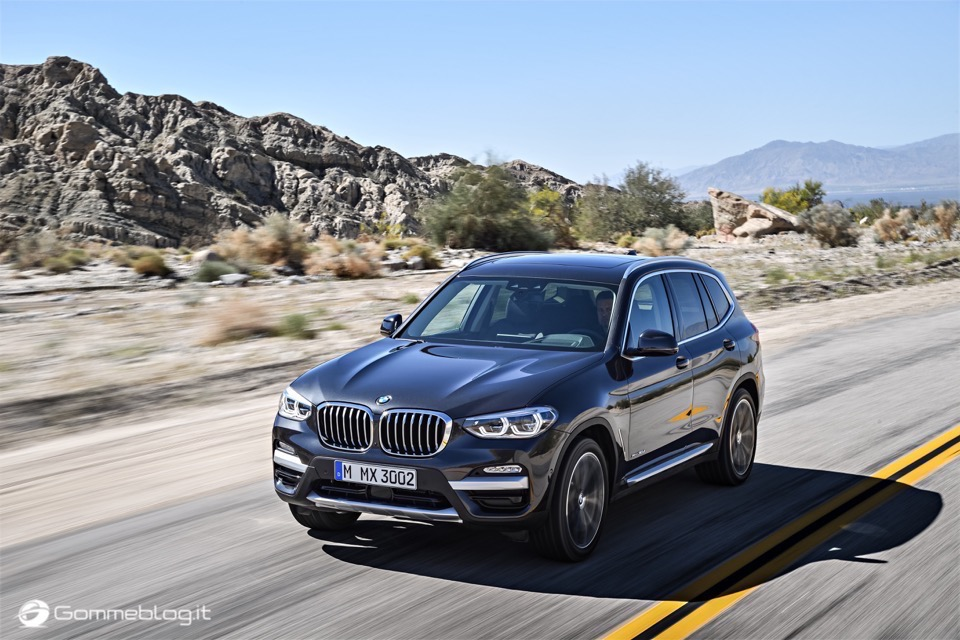 Nuova BMW X3 2017: Carratteristiche, Interni Esterni [VIDEO] 24