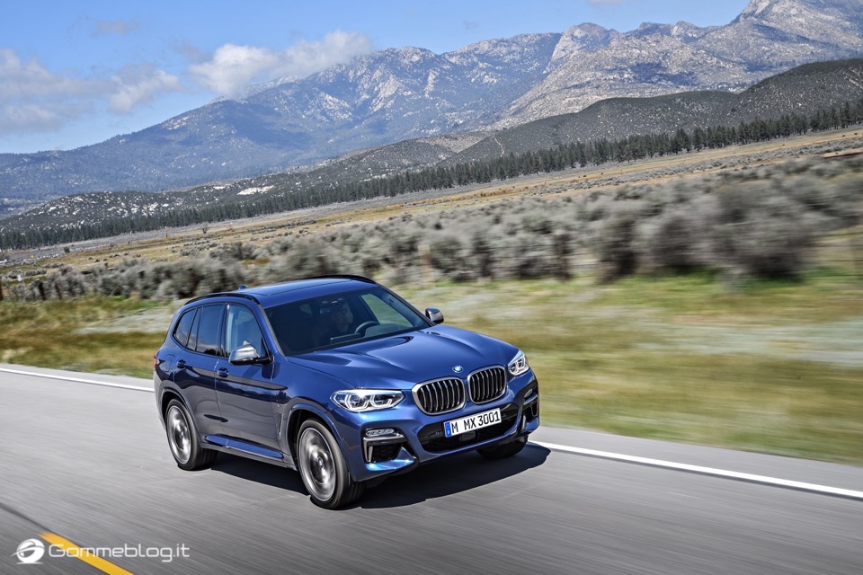 Nuova BMW X3 2017: Carratteristiche, Interni Esterni [VIDEO] 25
