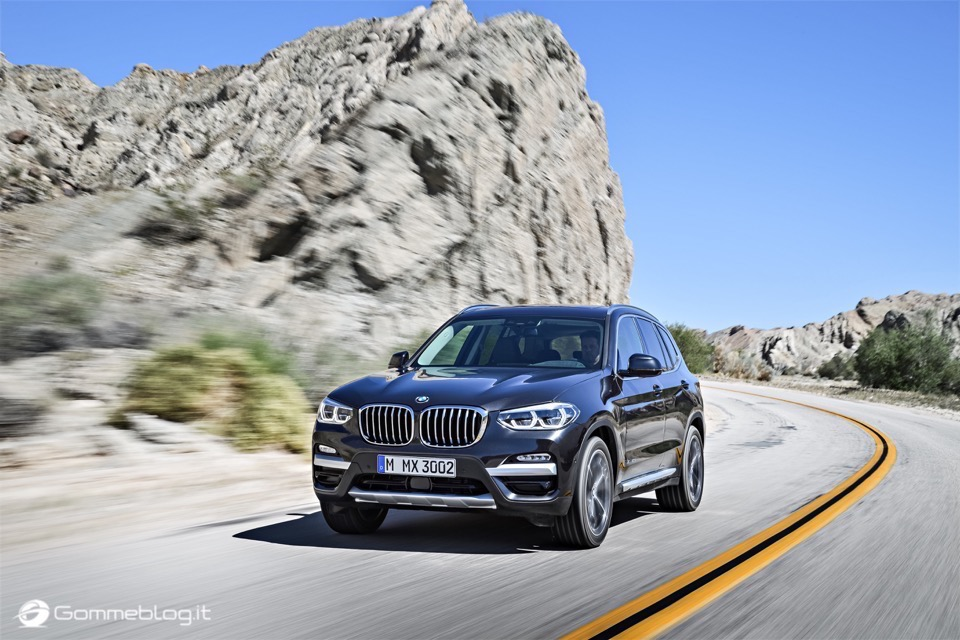Nuova BMW X3 2017: Carratteristiche, Interni Esterni [VIDEO] 26