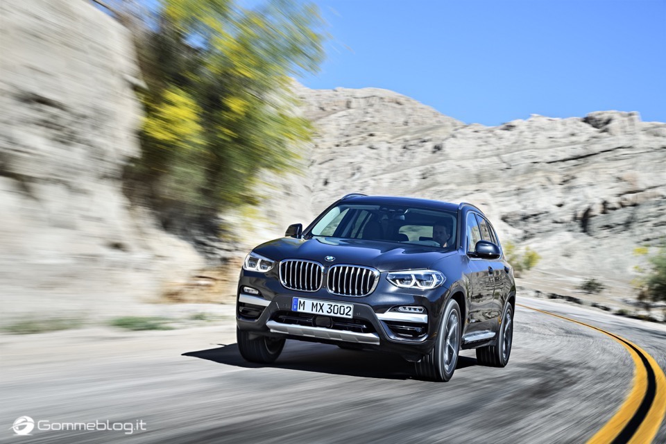 Nuova BMW X3 2017: Carratteristiche, Interni Esterni [VIDEO] 27