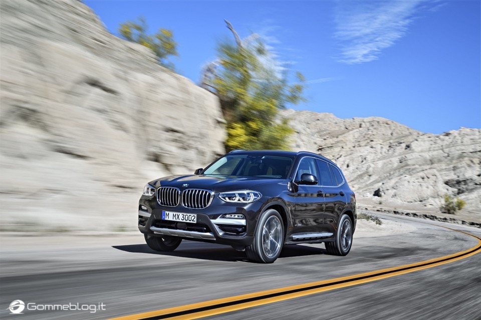 Nuova BMW X3 2017: Carratteristiche, Interni Esterni [VIDEO] 28