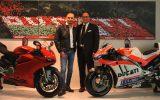 Shell e Ducati rinnovano la Partnership Tecnica
