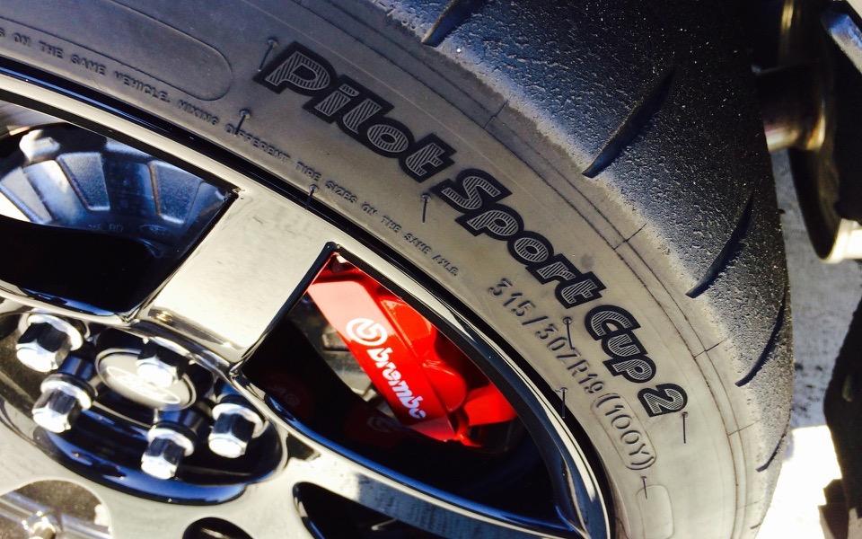 Michelin Pilot Sport Cup 2: Perfezione tra Tecnica e Performance 5