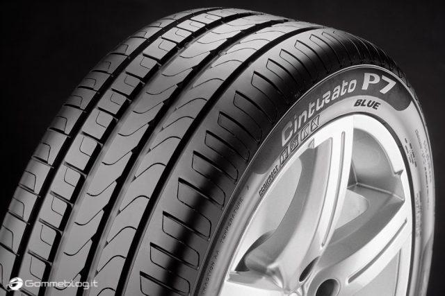 Pirelli Cinturato P7 Blue: Record in AA Etichetta Pneumatici 1