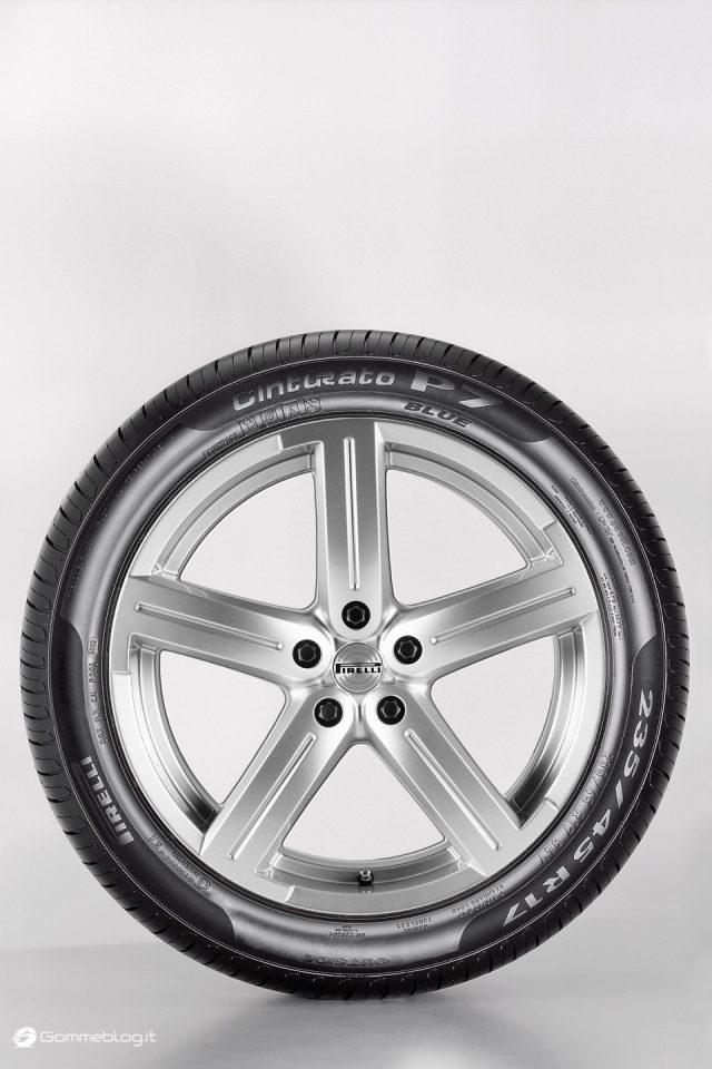 Pirelli Cinturato P7 Blue: Record in AA Etichetta Pneumatici 2