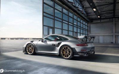 Porsche GT2 RS: la 911 più potente di sempre [VIDEO]