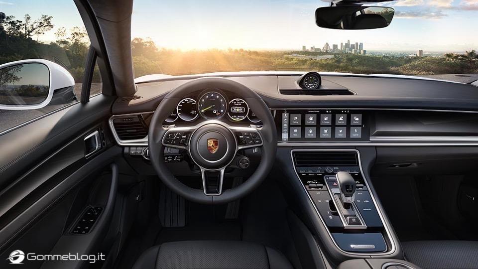 Porsche Panamera 4 E-Hybrid: VIDEO Prova in Pista a Misano 4