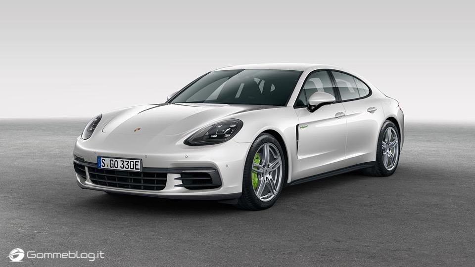Porsche Panamera 4 E-Hybrid: VIDEO Prova in Pista a Misano 2
