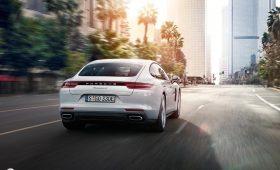 Porsche Panamera 4 E-Hybrid: VIDEO Prova in Pista a Misano