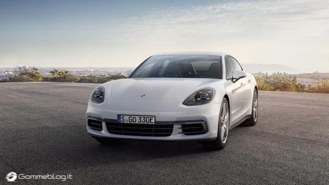 Porsche Panamera 4 E-Hybrid: VIDEO Prova in Pista a Misano 1