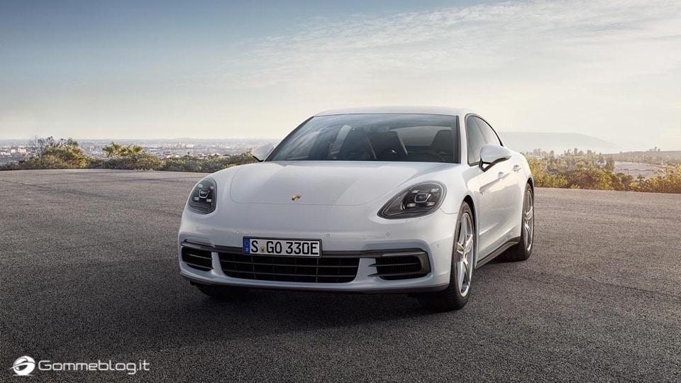 Porsche Panamera 4 E-Hybrid: VIDEO Prova in Pista a Misano 6