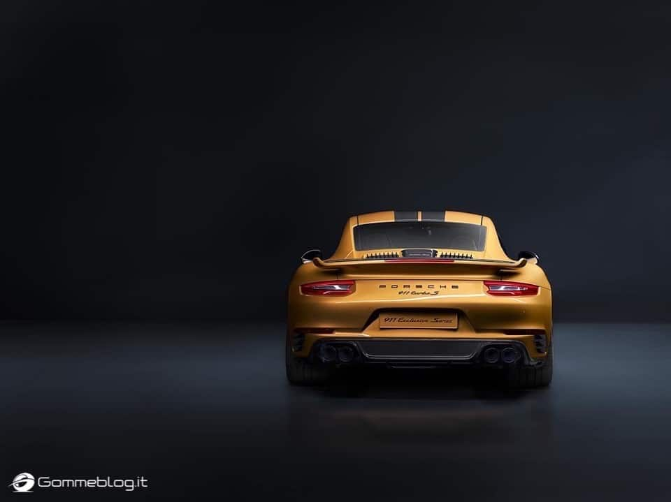 Porsche 911 Turbo S Exclusive Series: VIDEO COME è FATTA 20