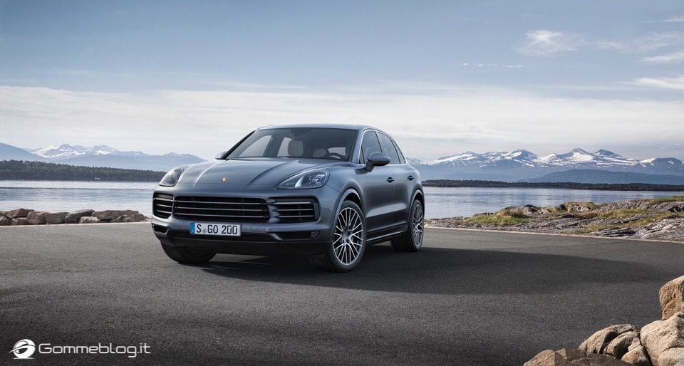 Nuova Porsche Cayenne: TOP Luxury SUV 22