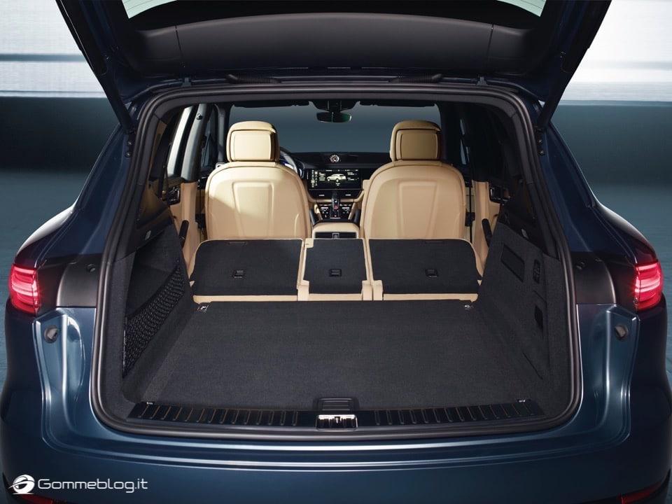 Nuova Porsche Cayenne: TOP Luxury SUV 23