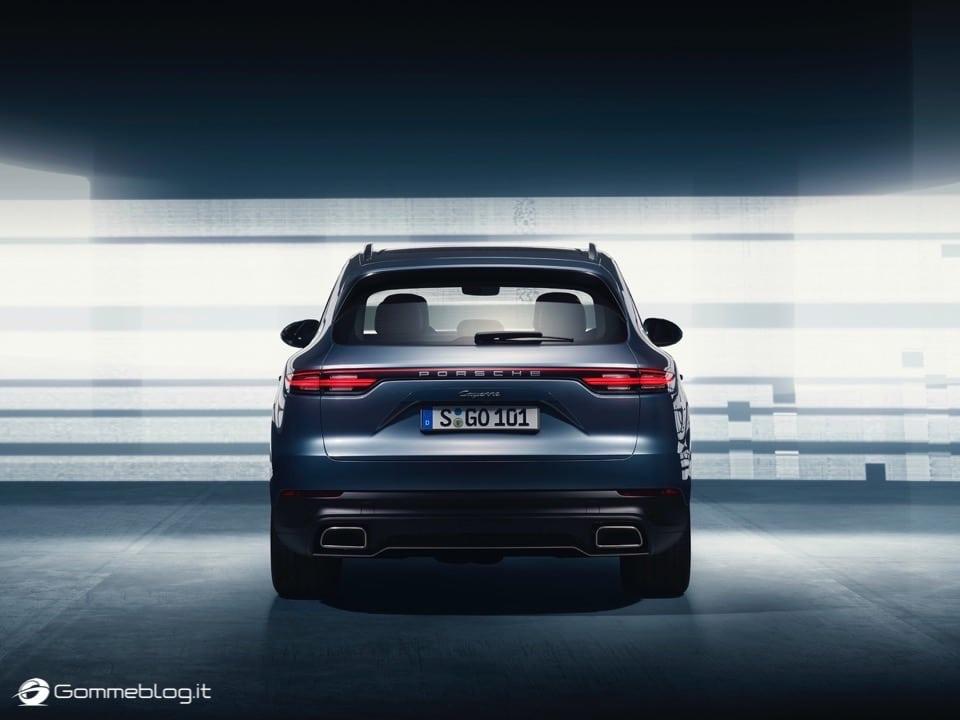 Nuova Porsche Cayenne: TOP Luxury SUV 17