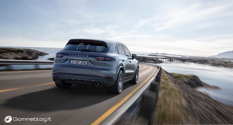 Nuova Porsche Cayenne: TOP Luxury SUV 10