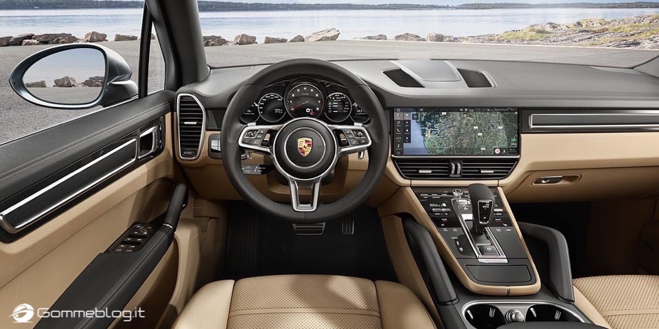Nuova Porsche Cayenne: TOP Luxury SUV 11