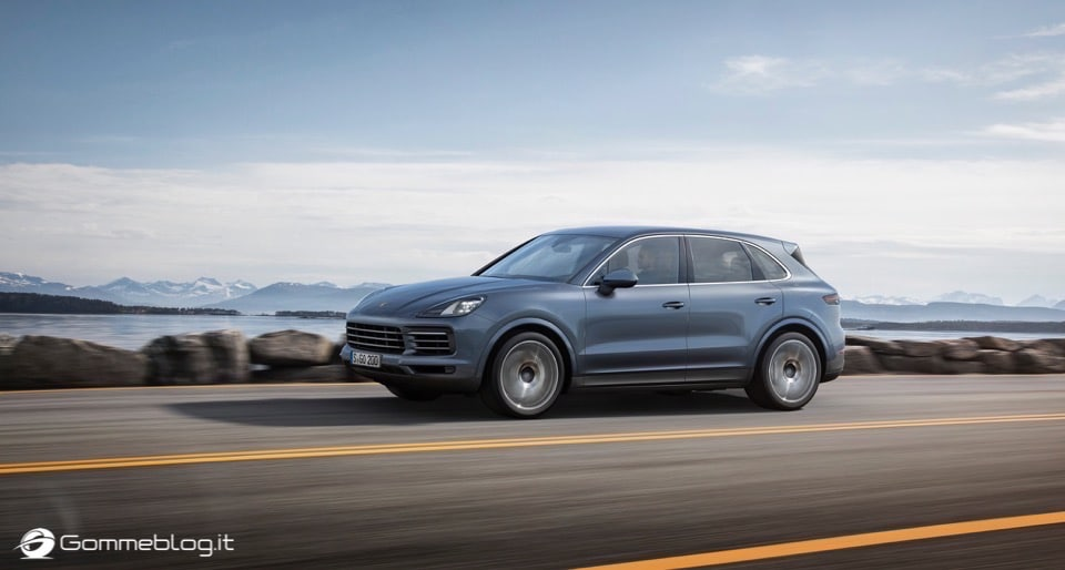 Nuova Porsche Cayenne: TOP Luxury SUV 12