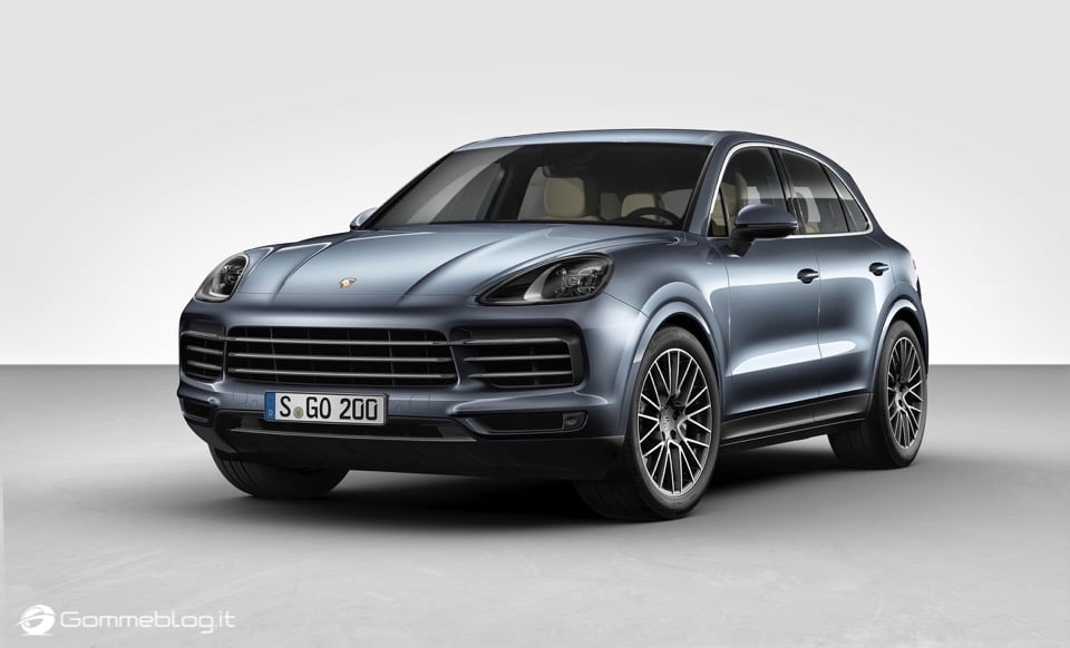 Nuova Porsche Cayenne: TOP Luxury SUV 4