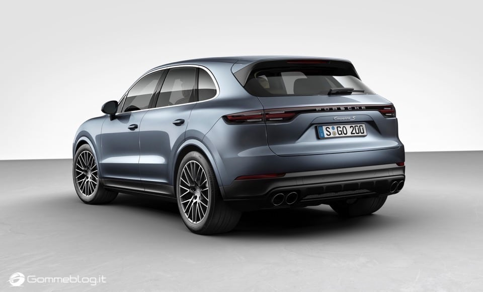 Nuova Porsche Cayenne: TOP Luxury SUV 6